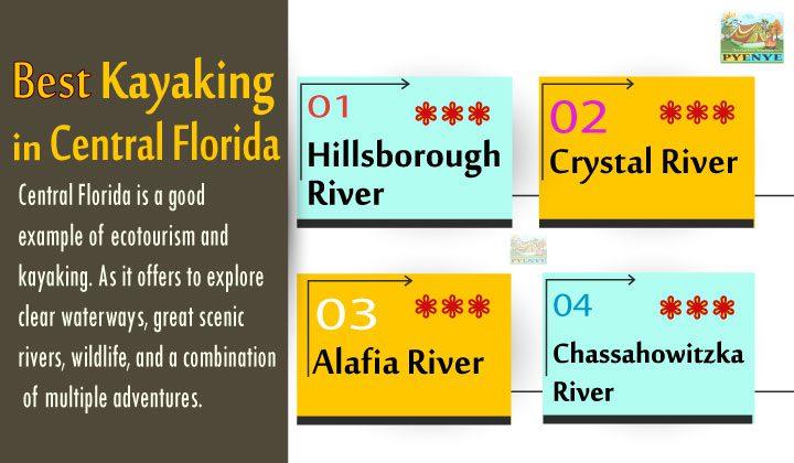 Best Kayaking in Central Florida