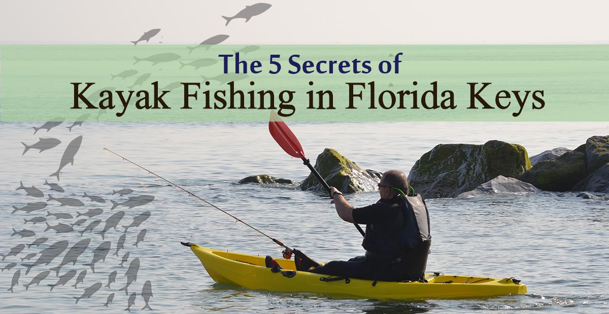 You are currently viewing 5 Secrets of Kayak Fishing in The Florida Keys