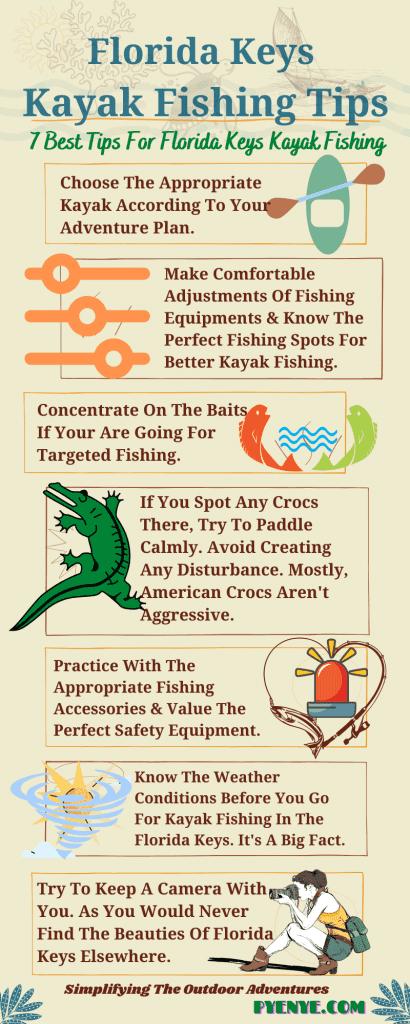 Florida Keys Kayak Fishing Tips